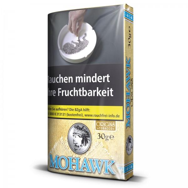 Mohawk Origins Tobacco 30g Pouch (Drehtabak / Feinschnitt)