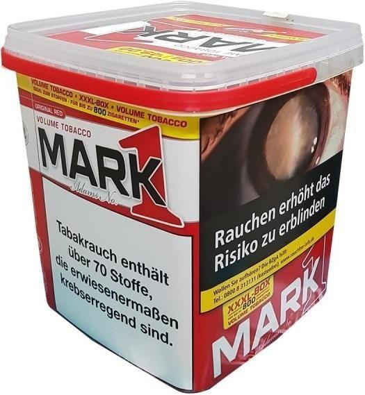 Mark Adams No1 Tabak 400g Eimer (Stopftabak / Volumentabak)