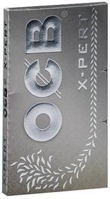 OCB X-Pert kurz Drehpapier/ Blättchen/ Zigarettenpapier 100 Blatt