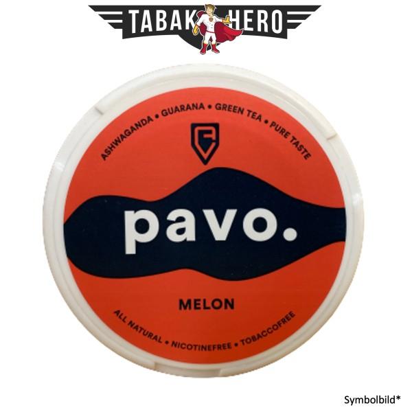 Pavo. Melon Kautabak herbal pouches Nikotinfrei 12g