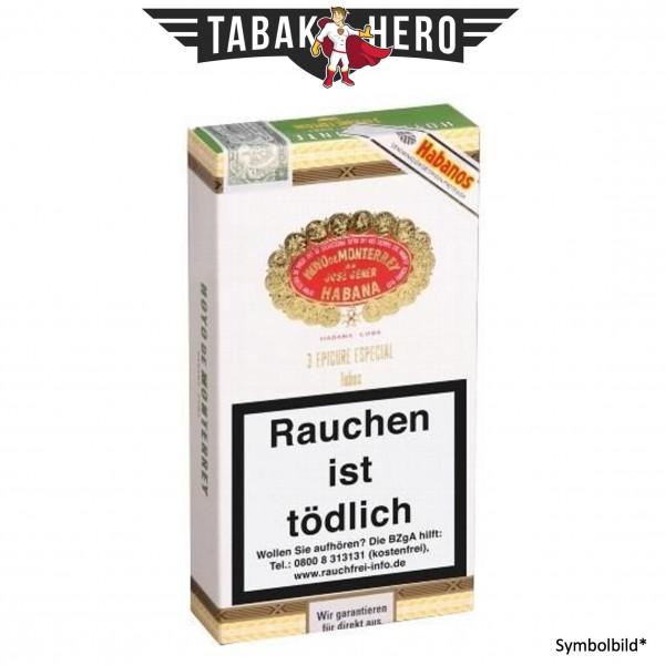Hoyo Epicure Especial A/T Tubos (3 Zigarren)