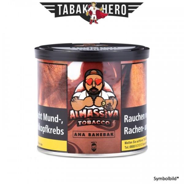 ALMASSIVA Tobacco - Ana Bahebak 200g Shisha Tabak