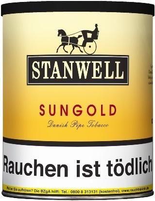 Stanwell Sungold (Vanilla) Tabak 125g Dose (Pfeifentabak)