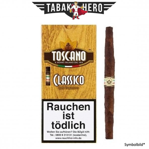 Toscano Classico (5 Zigarren)