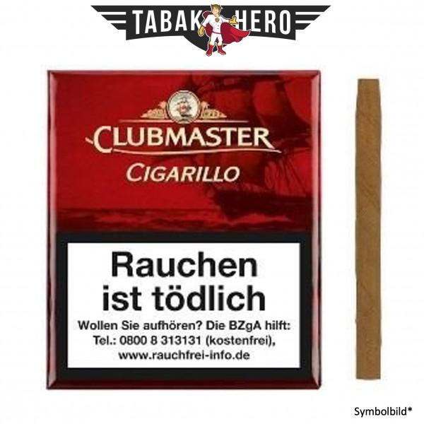 Clubmaster 292 Cigarillo Red Slim Vanilla (5x20 Zigarillos)
