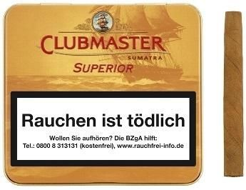 Clubmaster Sum 141 (10 x 20 Zigarillos)