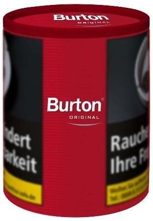 Burton Original Tabak 120g Dose (Drehtabak / Feinschnitt)