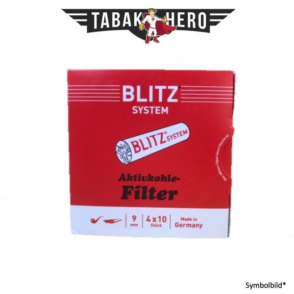 Pfeifenfilter Blitz System 4 x 10 Filter