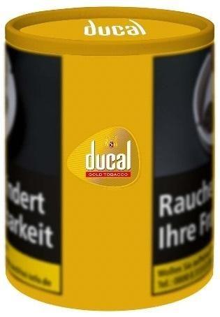 Ducal Gold Tabak 200g Dose (Drehtabak / Feinschnitt)