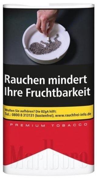 Marlboro Red Tabak 30g Pouch (Drehtabak / Feinschnitt)