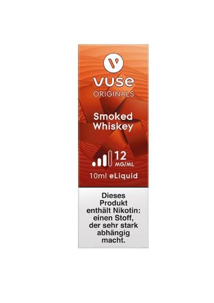 4 x Vuse (Vype) eLiquid Bottle Smoked Whiskey 12mg