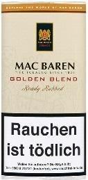 Mac Baren Golden Blend Tabak 50g Pouch (Pfeifentabak)