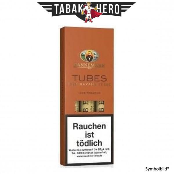 Dannemann Tubes Havanna (3 Zigarren)