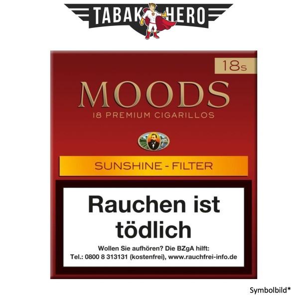 Dannemann Moods Sunshine 18 (20 Zigarillos)