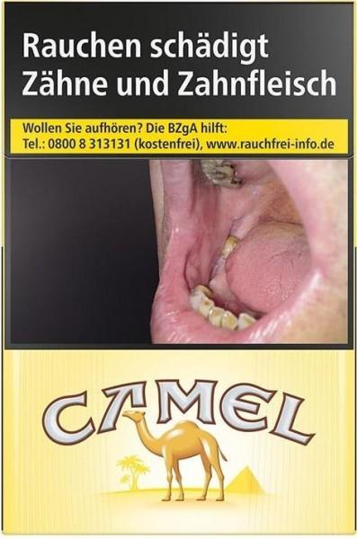 Camel Yellow Zigaretten (20 Stück)