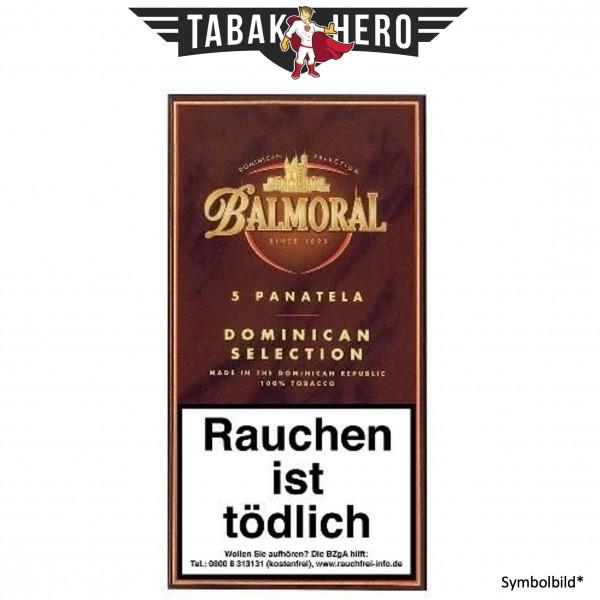 Balmoral Dominican Selection Panatela 5er (5 Zigarren)