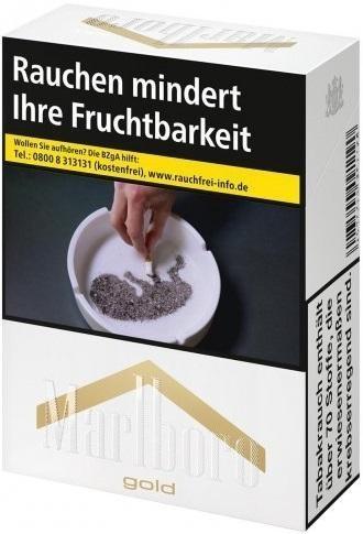Marlboro Gold Zigaretten (24 Stück)