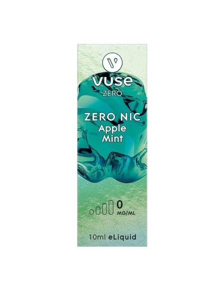 4 x Vuse (Vype) eLiquid Bottle Apple Mint 0mg