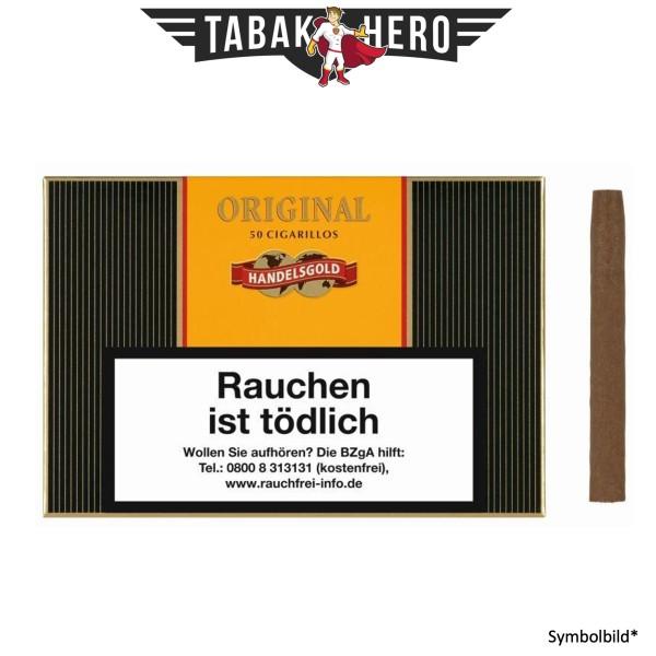 Handelsgold 312 Original Cigarillos (50 Zigarillos)
