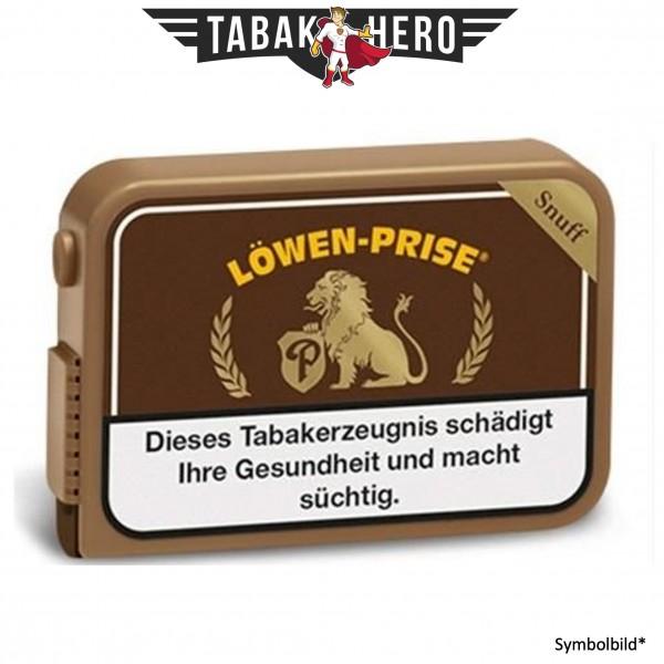 10x Löwenprise Snuff Schnupftabak 10g