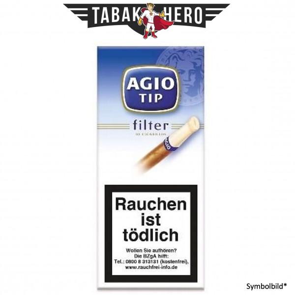 Agio Filter Tip (10 Zigarillos)