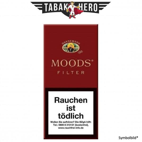 Dannemann Moods Filter (10x5 Zigarillos)