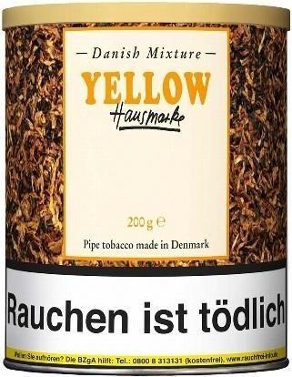 Danish Mixture Yellow (Mango) Tabak 200g Dose (Pfeifentabak)