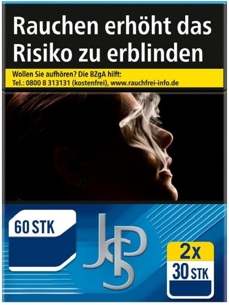 John Player JPS Blue Stream Zigaretten (2x30 Stück)