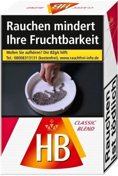 HB Classic Zigaretten (20 Stück)
