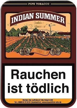 Indian Summer Tabak 100g Dose (Pfeifentabak)