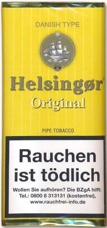 5x Helsingor Danish Type (Vanilla) Tabak 50g Pouch (Pfeifentabak)