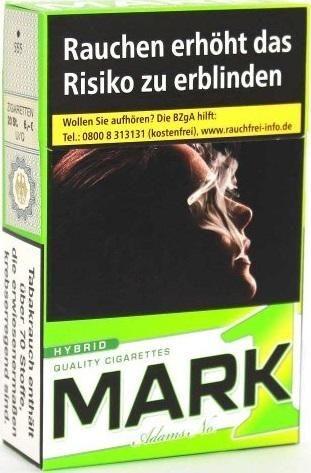 Mark Adams No.1 Hybrid (Stange 10x20 Zigaretten)