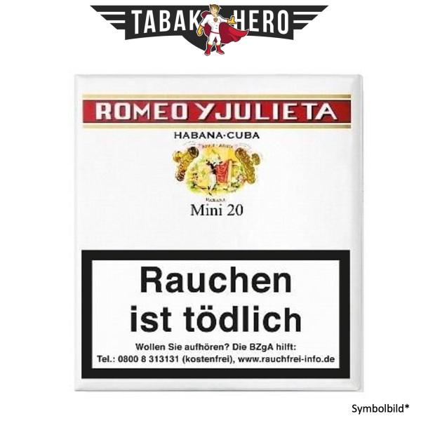 Romeo Y Julieta Mini (5x20 Zigarillos)