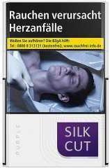 Silk Cut Purple Zigaretten (20 Stück)