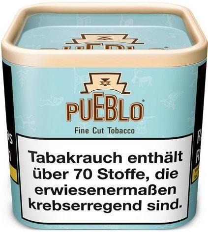 Pueblo Blue Tabak 100g Dose (Drehtabak / Feinschnitt)