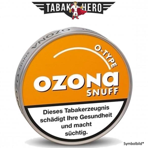 Ozona O-Type Snuff (Orange) Schnupftabak 5g