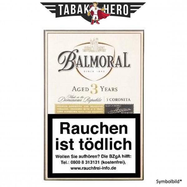 Balmoral Dominican Selection Coronita (10x5 Zigarren)