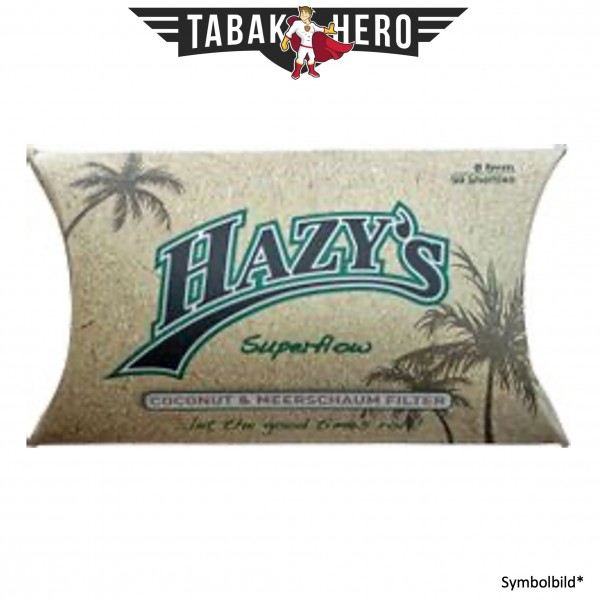 Hazy's Aktivkohlefilter Mix 8mm 50 stk.-Copy