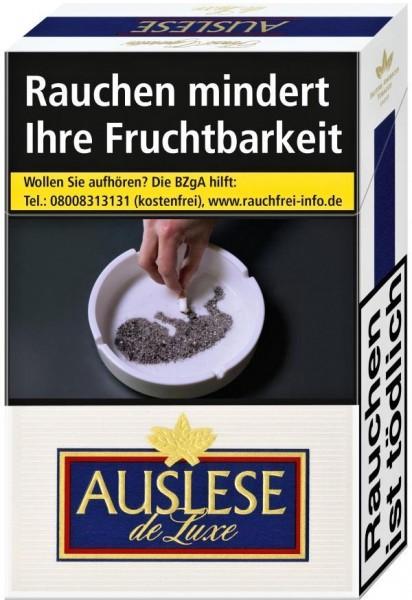 Auslese de Luxe Zigaretten (20 Stück)