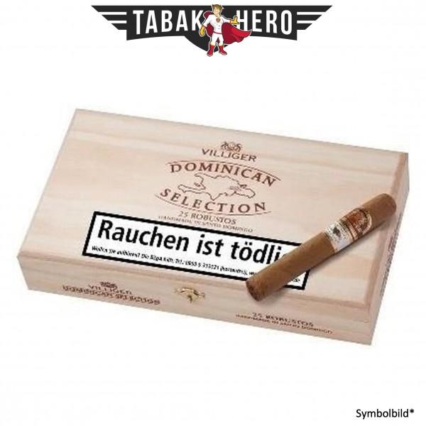 Villiger Dominican Selection Robusto (25 Zigarren)