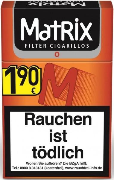 Matrix O 84mm (17 Zigarillos)
