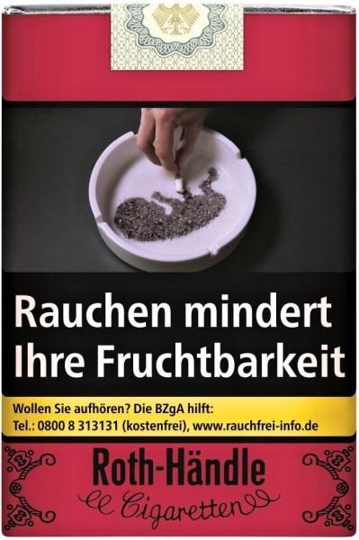 Roth-Händle ohne Filter Zigaretten (20 Stück)