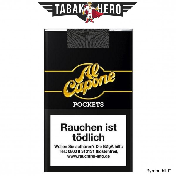 Al Capone Pockets Original o. F. (10 Zigarillos)