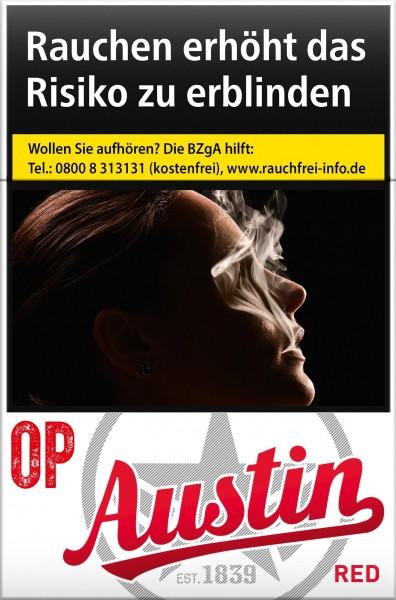 Austin Red Zigaretten (Stange / 10x20 Stück)