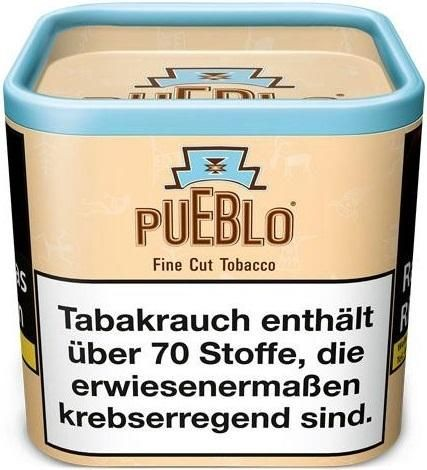 Pueblo Tabak 100g Dose (Drehtabak / Feinschnitt)