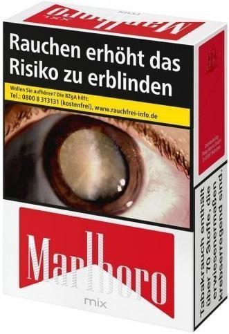 Marlboro Mix Zigaretten (31 Stück)