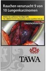 Tawa Silver (Stange / 10x20 Zigaretten)
