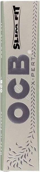 OCB X-Pert Slim Fit Long Drehpapier/ Blättchen/ Zigarettenpapier 32 Blatt