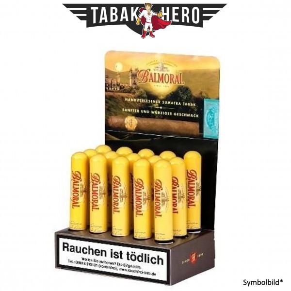 Balmoral Dominican Selection Corona de LuxeTubos (15 Zigarren)