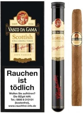 Vasco Da Gama 85 Scottish (Whisky) (5x3 Zigarren)